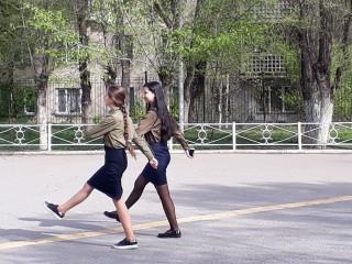 Einblick gewinnen in die Wirtschaft Almatys
