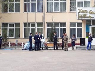Atemlos durch Almaty